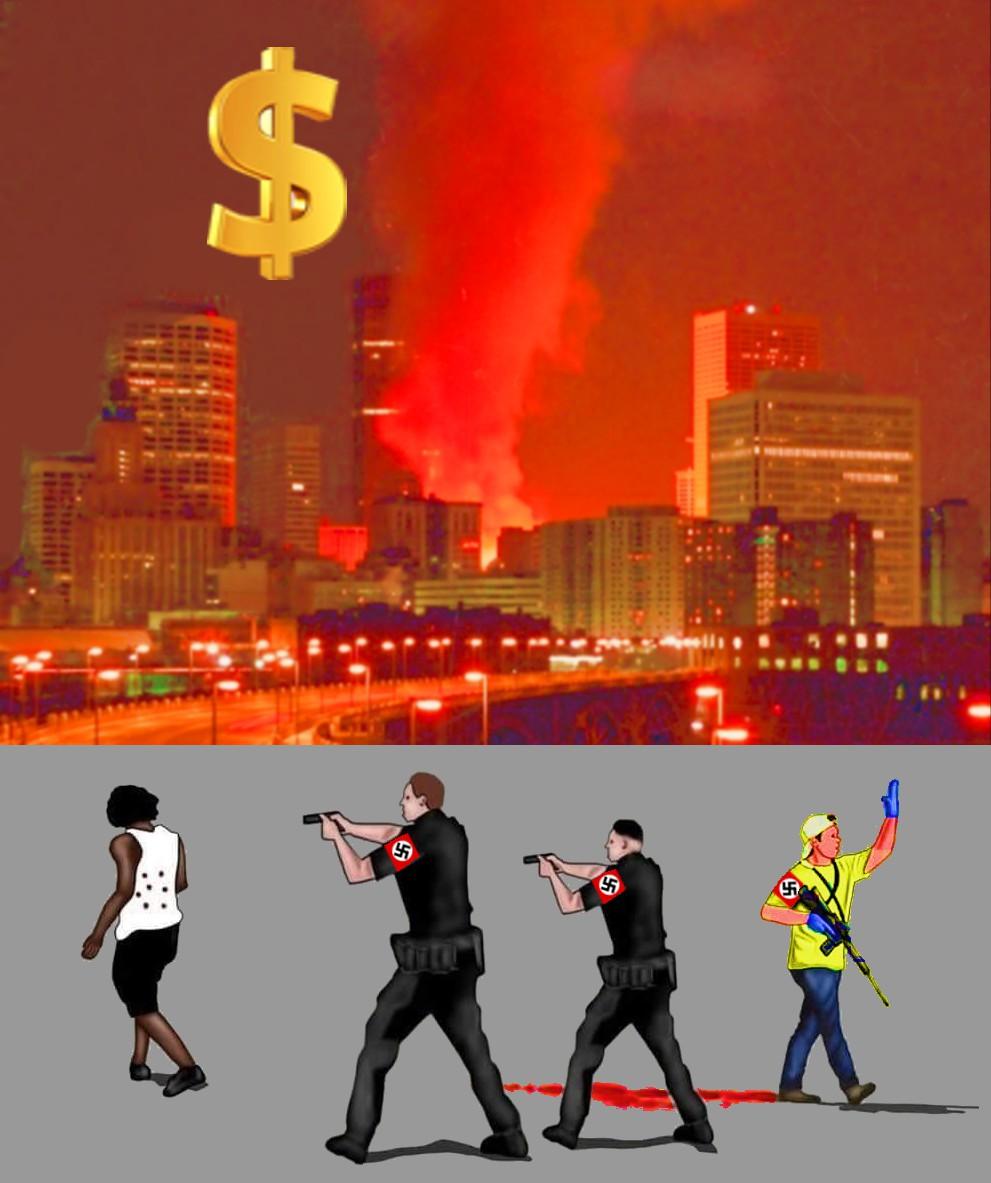 Faschisten Wachhunde der Kapitalisten